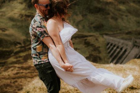 natural couples photograph